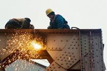 Демонтажные работы с металлическими конструкциями в Новоалтайске