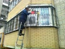 Раздвижные решетки в Новоалтайске