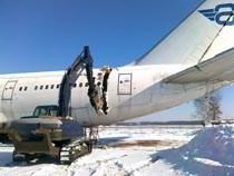 Демонтаж металлокострукций г.Новоалтайск