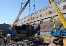 Демонтаж конструкций из металла в Новоалтайске
