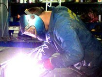 Восстановление посадочных мест металлаконструкций г.Новоалтайск