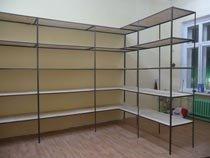 Изготовление, монтаж металлические стеллажи в Новоалтайске и пригороде
