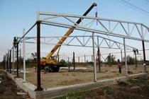 Восстановление геометрии металлоконструкций в Новоалтайске и усиление зданий г.Новоалтайск
